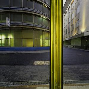 Daniel Mirer, 'Looking Out Onto Street, Köln, Germany', ca. 2005