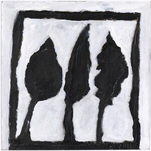 Jean-Pierre Pincemin, 'Untitled'