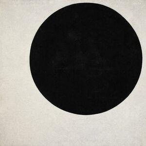 Kasimir Severinovich Malevich, 'Black Circle', 1923