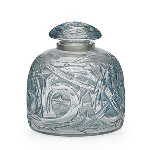 """Lalique, '""""Epines No. 3"""" Perfume Bottle, France, M P. 343, No. 592, France', 1920s"""