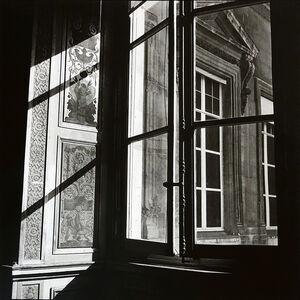 Bruce Cratsley, 'Louvre Window, Paris', 1980