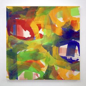 Rick Klauber, 'Nonet 9', 2016