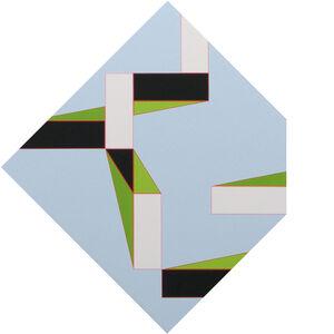 Aaron Parazette, 'Color Key #38', 2012