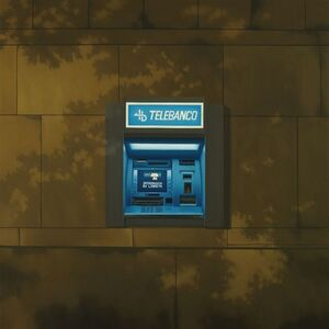 Peter Harris, 'Telebanco', 2020