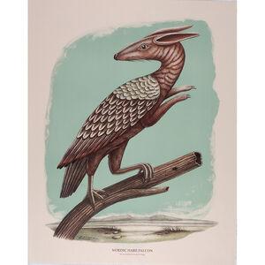 Beauvais Lyons, 'Ornithological Quadrupeds: Nordic Hare Falcon', 2013