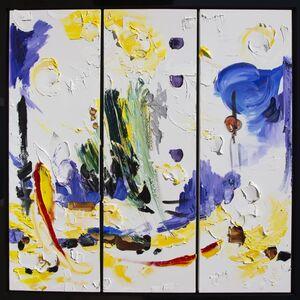JD Miller, 'Sunrise In Eden Triptych', ca. 2018