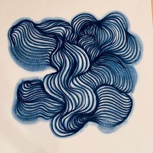 Stephanie Strange, 'Unconditional Blue', 2020