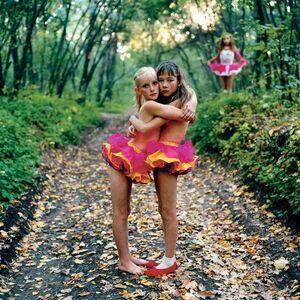 Michal Chelbin, 'Xenia, Janna & Alona in the woods, Russia', 2003