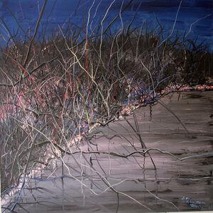 Zeng Fanzhi 曾梵志, 'Road', 2012