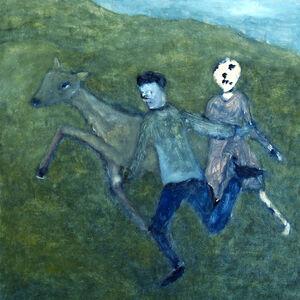 Dax van Aalten, 'Escape', 2015