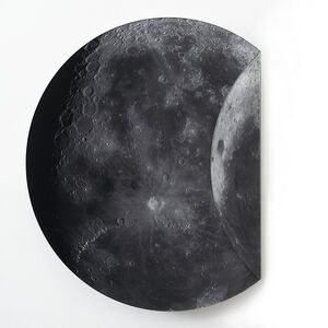 Ryan van der Hout, 'Folded Moon', 2020