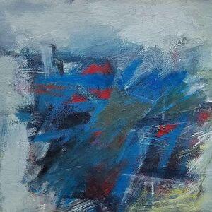 Michael Loew, 'Blues Among Grays, Monhegan', 1960