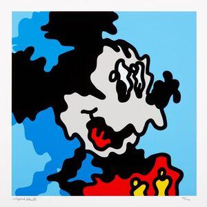 Wizard Skull, 'Wiggle Mickey', 2019