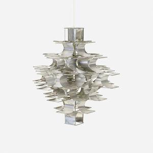Max Sauze, 'chandelier', c. 1970