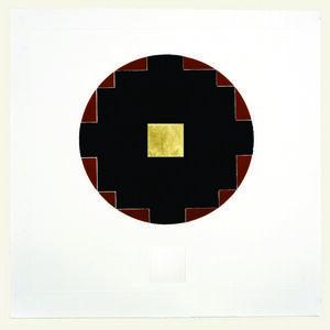 "Patrick Scott, 'Untitled (from ""Meditations"")', 2007"