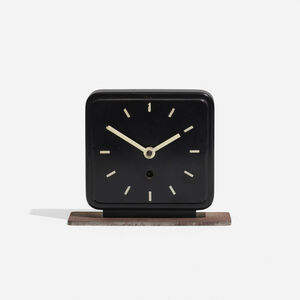 Ruppelwerk, Gotha, 'Table Clock', c. 1930