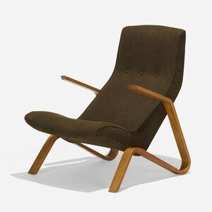 Eero Saarinen, 'Grasshopper chair', 1948