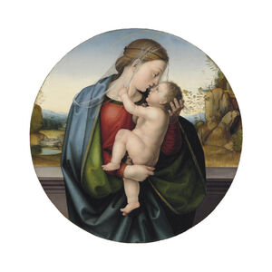 Baccio della Porta, called Fra Bartolommeo, 'The Madonna and Child'