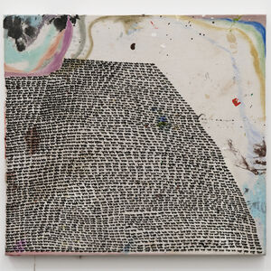 Chris Johanson, 'Ant Painting #1', 2018