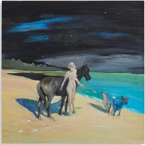 Deborah Brown, 'Dark Horse ', 2019