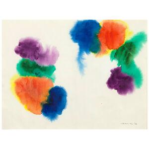 Gershon Iskowitz, 'Untitled (Rainbow)', 1977