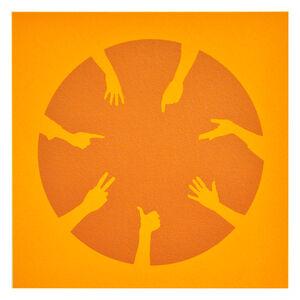 Nicola Green, 'Circle of Hands IV', 2013