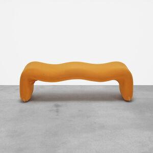 Olivier Mourgue, 'Djinn Bench', 1965