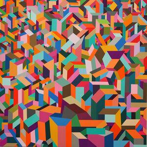James Marshall (Dalek), 'Untitled', 2016