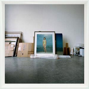 Matthias Schaller, 'Rineke Dijkstra', 2002
