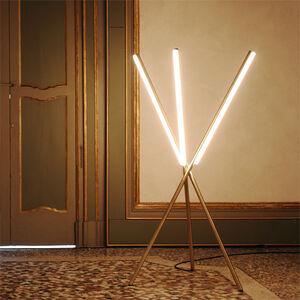 Michael Anastassiades, 'Lit Lines, Floor Light 2', 2011