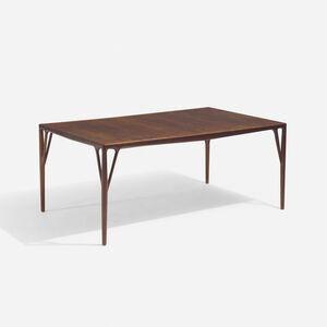 Helge Vestergaard Jensen, 'dining table', 1957