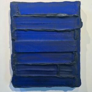 Harmen van der Tuin, 'Night blue', 2018-19