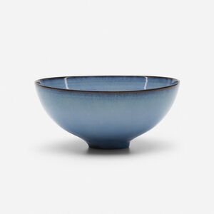 Gertrud Natzler, 'bowl', 1963