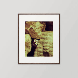 Rut Blees Luxemburg, 'Nightguard, The Dark Intestine of Nicolas Ledoux', 2020