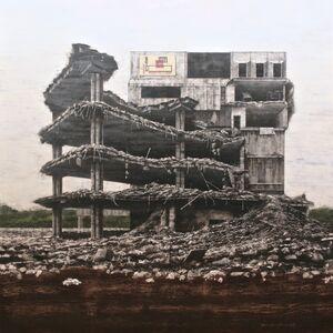 Gorka García, 'Bauhaus I', 2017