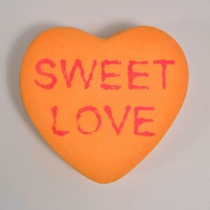 Peter Anton, 'SWEET LOVE - Conversation Candies - Orange ', 2019