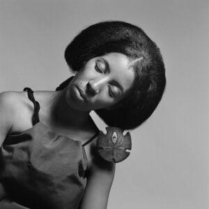 Kwame Brathwaite, 'Untitled (Carolee Prince wearing her own designs)'