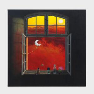 Friedrich Kunath, 'Egoist In Eternity', 2016