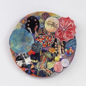 TIFFANY SCHMIERER, 'Patternscape: Alameda County Fair', 2014