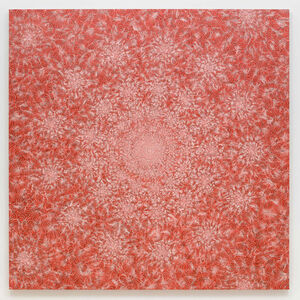 Kelsey Brookes, '1.618 (Golden Ratio) Red', 2017