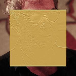 Esther Shalev-Gerz, 'The Gold Room (Rune Stone Portrait)', 2016