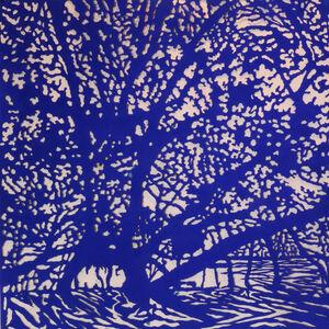 Andrew Tomkins, 'Blue Cut VI, Meadowbank ', 2019