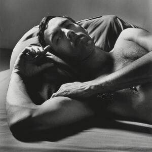Peter Hujar, 'David Wojnarowicz Reclining (II)', 1981