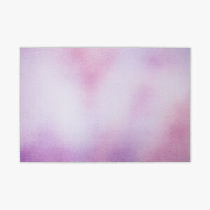 """Isabelle Cornaro, 'Reproductions """"Choses #1"""" (Purple)', 2020"""