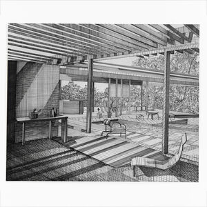 Jonathan Chapline, 'Interior/Exterior', 2020