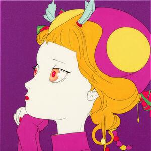 Amano Yoshitaka, 'Candy Girl S - 57', 2011