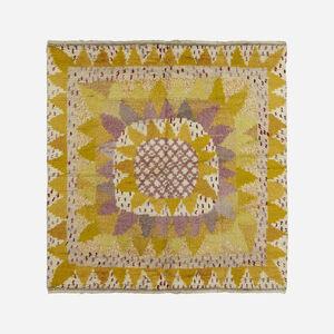 Marianne Richter, 'Solrosen pile carpet', 1948