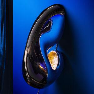 Carlo Lorenzetti, 'Indoor snail, wall lamp', 2020
