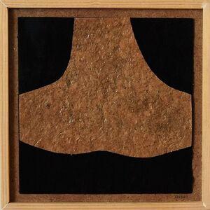 Alberto Burri, 'Cellotex', 1985
