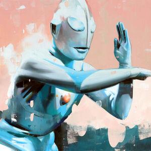 Alpay Efe, 'Ultraman', 2018